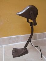 """Art deco """" bankár """" lámpa. Asztali lámpa."""