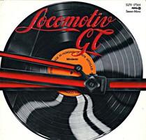 Locomotiv GT-Mindenki bakelit lemez