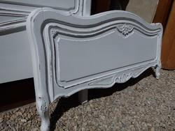 Provence barokk stílusú francia ágy !