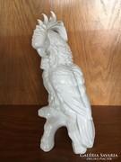 Herendi kakadu hibátlan állapotban 29cm