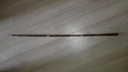 Antik régi fegyvertisztító pálca