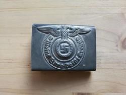 Waffen -SS övcsat acél 155/43 Assmann