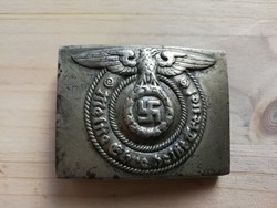 Waffen -SS övcsat nikkel RZM 57 M Winter
