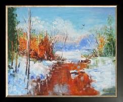 Hepp Natália: Az első hó
