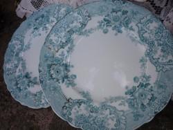 Antik angol tányér - 2 db