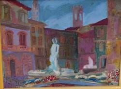 Ugocsai László : Firenze