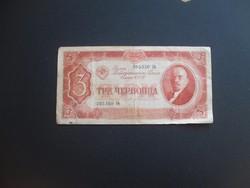3 rubel-cservonyec 1937