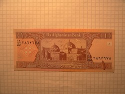 Unc 1 Afghanis  !!