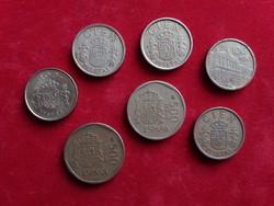 Spanyolország 1500 peseta.