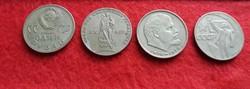 Oroszország 1 rubel lot.