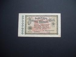 20 millió márka 1923