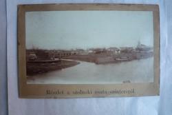 Az 1849 márczius 5-iki szolnoki csata színhelye