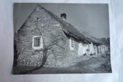 Tihany ház 1950 fénykép