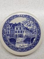 Holland kerámia pohár alátét