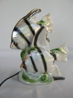 Hal porcelán lámpa hangulatlámpa