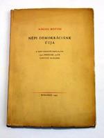NÉPI DEMOKRÁCIÁNK ÚTJA1952február29RÉGI ÚJSÁG858