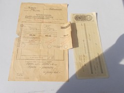Antik papírrégiség (AA-0926)