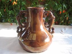 Ifjú Badár   szép  és hibátlan  vázája   30cm