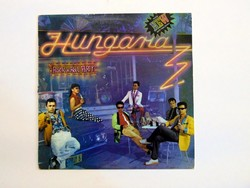 HUNGARIAROCK'N ROLL PARTYBakelit lemez