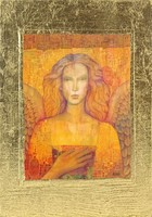 0O114 Edita Glavurtic miniatűr kép 11.5 x 8 cm
