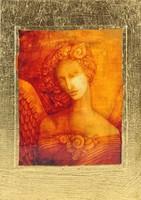 0O115 Edita Glavurtic miniatűr kép 11.5 x 8 cm