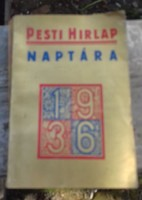 Pesti Hírlap Naptára 1936
