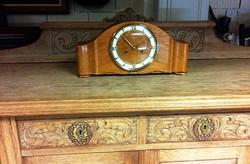 Junghans, Art Deco  kandalló óra