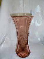 Szépséges szecessziós üvegváza
