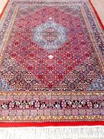 Hibátlan állapotú! Kézi csomózású perzsa szőnyeg 200x300-cm