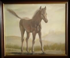 Szabados János festmény egy Munkácsy díjas művésztől