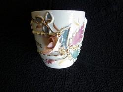 Antik bíder csésze