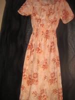 Meseszép női vintage virágos ruha