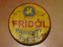 1910-es fridol Parkett paszta. Kassa.