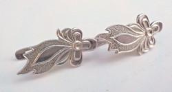 Régi orosz ezüst fülbevaló