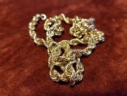 14K arany nyaklánc