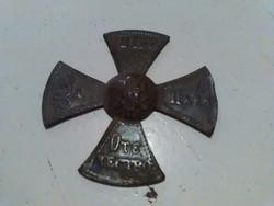 Orosz régi katonai kitüntetés