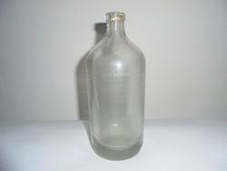 Régi szódásüveg - kb. 0.5 liter