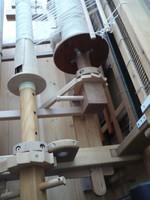 Szövőszék 150 cm leszőhető szélességű