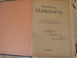 Dr. Szathmáry Zoltán Szülésznők tankönyve