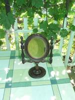 Antik borotválkozó tükör