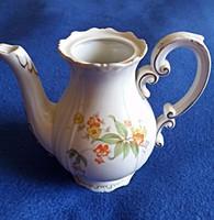 Zsolnay porcelán kávékiöntő