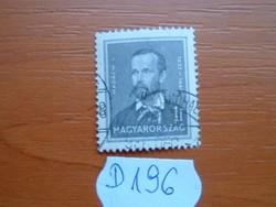 1 FILLÉR  1932 Híres magyarok MADÁCH IMRE D196