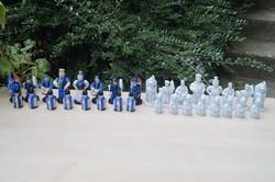 Herendi teljes sakk készlet 32 db