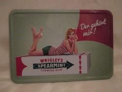 Wirgleys rágógumi képeslap