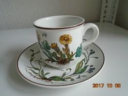 Villeroy&Boch BOTANICA sorozatból- kávés/teás csésze alátéttel(1)