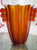 Fantasztikusan szép art deco váza hibátlan szép állapotban