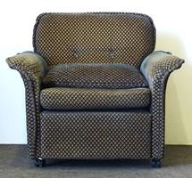 0O379 Kárpitozott gurulós fotel