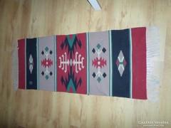 Torontáli szőnyeg 2, futó, faliszőnyeg 140  * 60 cm + rojt