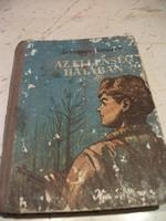 Arzsanov-Jarosev Az ellenség hátában antik könyv eladó!