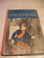 A PÁL UTCAI FIÚK  könyv eladó!